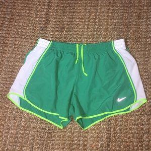 Nike Dri-Fit Athletic Shorts Tempo W/Briefs
